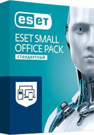 Купить <b>Антивирус ESET NOD32 Small</b> Office Pack Станд 5 user 1 ...