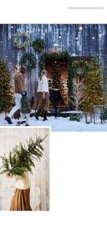 <b>Christmas Decorations</b> for Home & Table <b>2020</b> | Crate and Barrel