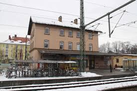 Munich Moosach station