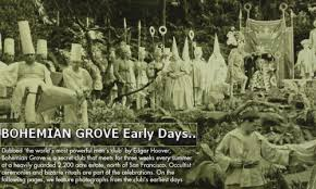 Image result for bohemian club ritual