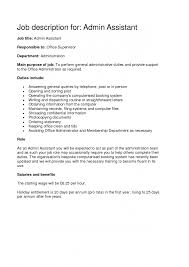 25 Cover Letter Template for: Sample Kitchen Assistant Resume ... ... Cv Template Dayjob Sample Job Description For SMLF