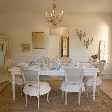 shabby chic dining room decor chic dining room table