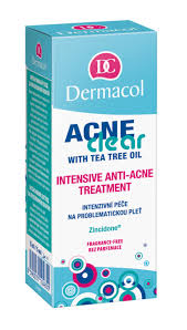 ACNECLEAR INTENSIVE ANTI-ACNE TREATMENT ... - Dermacol