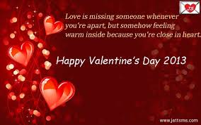 Valentines Day Greeting Quotes for Friends | Jatt SMS: Fresh Love ... via Relatably.com