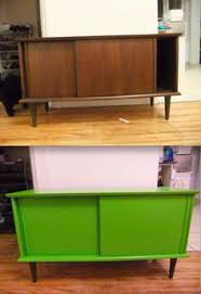 i found this old record cabinet on kijiji took out the wooden dividers cut cat litter cabinet diy
