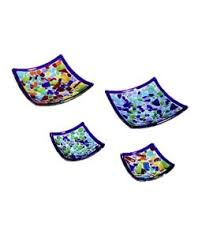 <b>Murano Glass Dishes</b> | <b>Venetian Glass Plates</b>