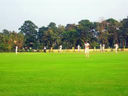 Jadavpur University Campus Ground