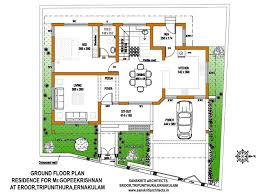 Kerala House Plans   Estimate for a sq ft Home DesignKerala home design image of Ground floor