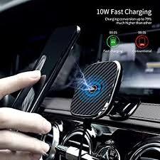 <b>Nillkin</b> 2-in-1 <b>Qi Wireless</b> Charging Pad & <b>Magnetic Car</b> Mount Holder