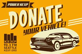 KEXP 90.3 FM - Vehicle Donation