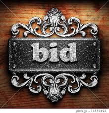 「Bid word」の画像検索結果