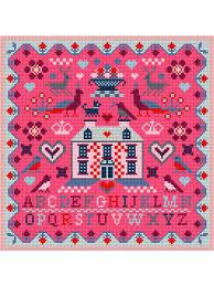 "<b>Набор для вышивания</b> ""Pink house"" <b>Riverdrift</b> House 9568406 в ..."