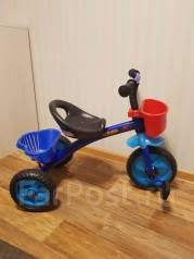<b>Велосипед Moby</b> Kids <b>3</b>-<b>х колесный</b> С Рубля - Детский транспорт ...