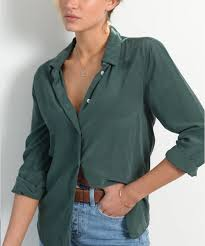 The Fable: <b>Silk</b> Shirts, Blouses, Tops, T-Shirts & Clothing Online