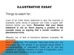 example of a illustration essay  illustration essay writing help  essay examples free example of an illustration essay stonevoicesco