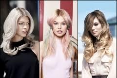 Подберите цвет <b>волос</b>