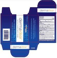 <b>Dermaklear Acne Treatment</b> Soap