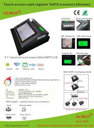 all in one touch screen android cash register pos ts ecrcn all in one touch screen android cash register pos 2