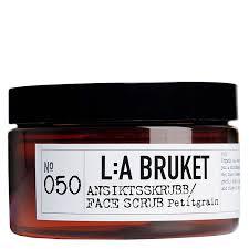 <b>L:A Bruket</b> - No.<b>050</b> Face Scrub <b>Petitgrain</b> | <b>LA Bruket</b> ...