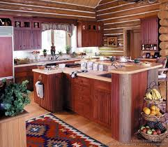 beautiful kitchen in agreeable home decoration planner with log kitchen cabinets agreeable vaulted ceilings