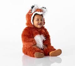 Baby <b>Fox Costume</b> | Pottery Barn Kids