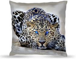 """<b>Подушка декоративная Gift'n'Home</b> """"Леопард"""", <b>35 х 35</b> см 35x35 ..."""