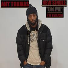 <b>Ant Thomas</b> on Spotify