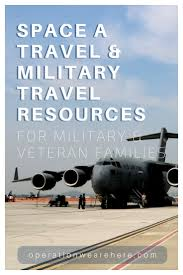 Military Space A Travel