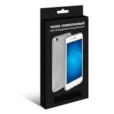 Силиконовый супертонкий <b>чехол</b> для <b>Samsung Galaxy</b> A40 <b>DF</b> ...