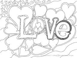 Small Picture Mandala Coloring Pages Valentines Coloring Pages