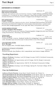 coordinator resume example  seangarrette cocoordinator