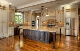 entrancing rectangle wooden kitchen island design