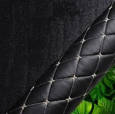 hexinyan custom car trunk mat for cadillac all models srx ct6 atsl xt5 xts auto accessories styling