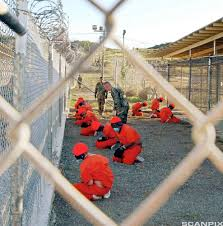 gitmo guantanamo bay samfunnsfaglig engelsk ndla detainees sitting at naval base guantanamo bay