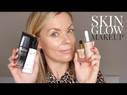 Skin <b>Glow</b> Makeup - YouTube