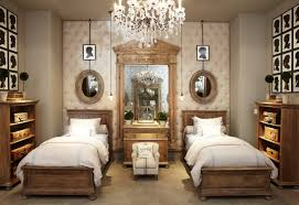 natural nice design kids mirrored bedroom furniture that has wooden bed on the wooden floor inside bedroom decor mirrored furniture nice modern