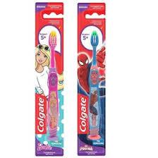 Детская <b>зубная щётка Colgate Smiles</b>, от 5 лет, цвет МИКС ...