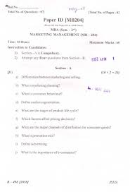 ptu mba previous year question s studychacha g what are the major channels of distribution for consumer goods h what is promotion mix i define advertising j what is the importance of e commerce