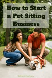 how to start a pet sitting business png
