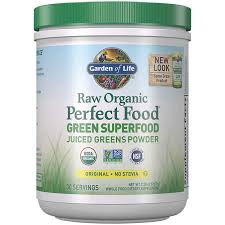 <b>Raw Organic Perfect</b> Food Green Superfood - ORIGINAL (7.4 ...