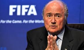 Image result for Blatter FIFA