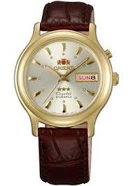 Наручные <b>часы Orient</b> Three Star с кожаным ремнем. Оригиналы ...