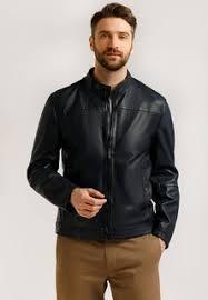 Купить мужские кожаные <b>куртки Finn Flare</b> в интернет-магазине ...