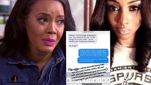 Exposed! Angela Simmons Sister Daryan Puts Her On Blast For ...