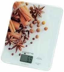 Купить Кухонные <b>весы Polaris PKS</b> 0832DG специи по низкой ...