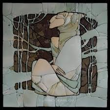 Stone mosaic by Sergey Karlov | <b>Мозаика</b>, Фрески, Мозаичное ...