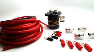 stinger 2nd battery relay isolator wiring kit 200 amp darvex com stinger 2nd battery relay isolator wiring kit 200 amp