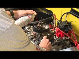 How to clean a gasoline <b>carburetor</b> upper engine (<b>air intake</b>) using ...