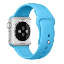 <b>Аксессуар Ремешок APPLE Watch</b> 42mm Activ Sky Blue Sport ...