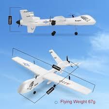 Original <b>WLtoys XK A110</b> 2.4G 565mm 3CH RC Airplane for Sale ...